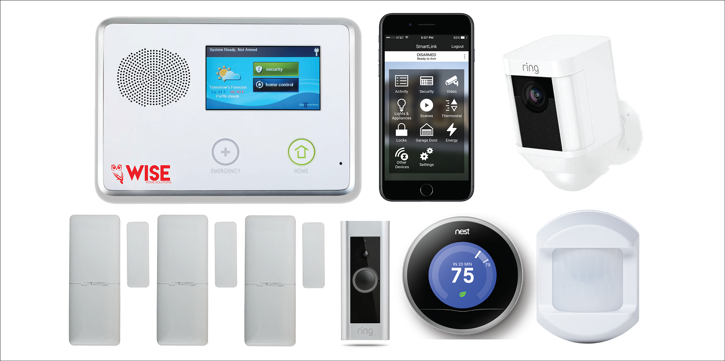 Smart Home Automation Wise Home Solutions