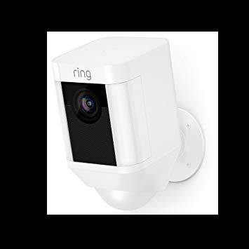 Ring Exterior Security Camera Spotlight