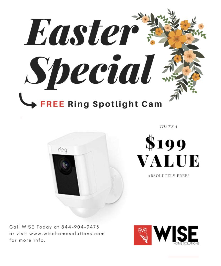 wise home solutions special