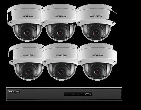 Home Security Camera Installation
