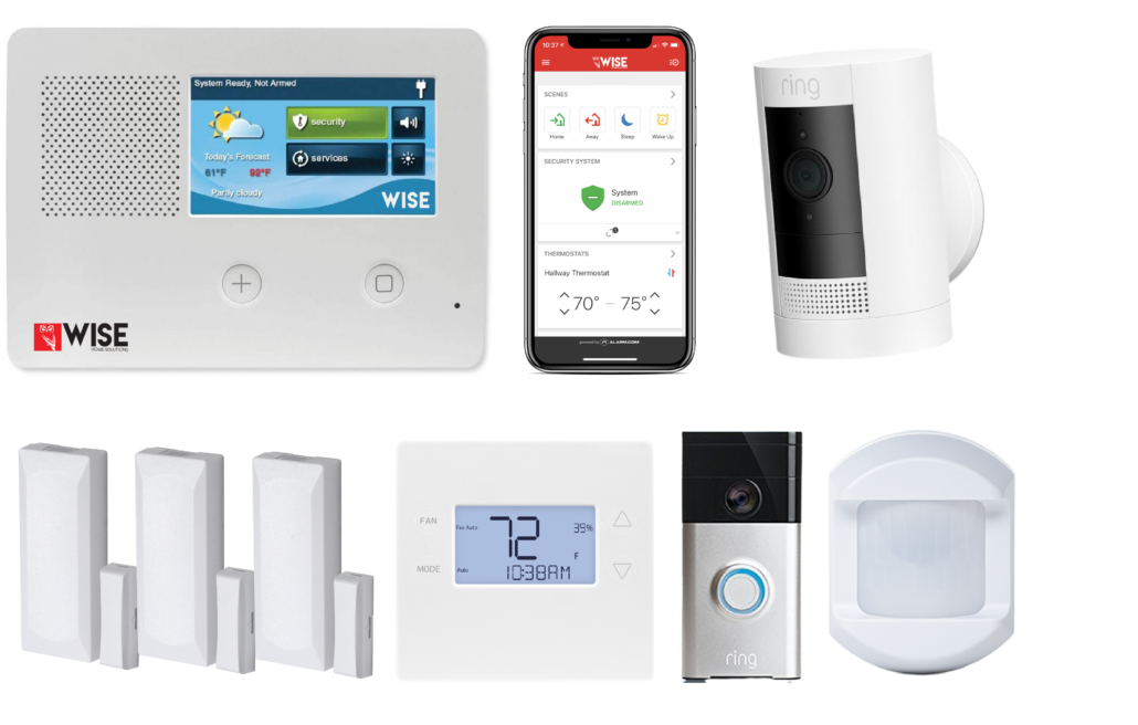 value smart security system